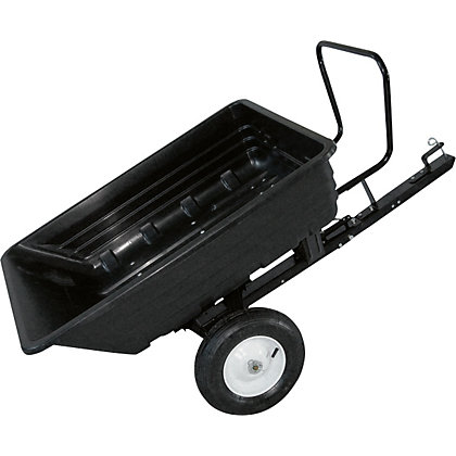 Image for Handy 650lbs Body Towed Dump Cart. from StoreName