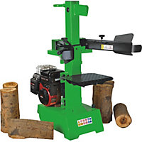 The Handy 6.5hp 7 Ton Vertical Log Splitter - 205CC