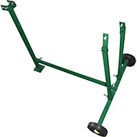 Handy Log Splitter Stand - 4