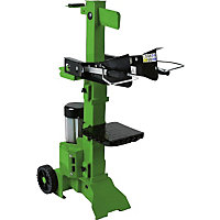 Handy 6 ton Vertical Electric Log Splitter