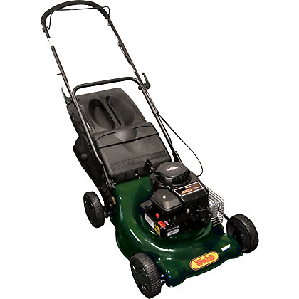 Image for Webb 18HP 125cc Hand Push Rotary Lawn Mower - 46cm from StoreName