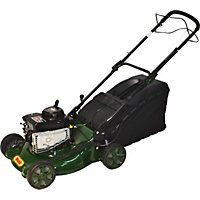 Webb 46cm Petrol Steel Deck L/Mower SP.