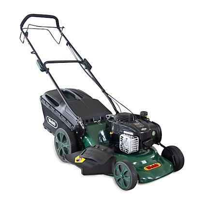 Image for Webb 46cm Petrol Lawn Mower SP High Wheel from StoreName