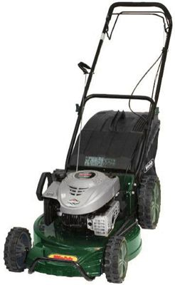 Webb 19A Self Propelled Rotary Lawn Mower - 190CC