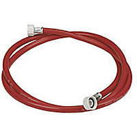 Red Inlet Hose - 2.5m