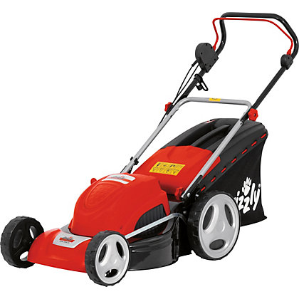 Image for Grizzly 1800W Electric Rotary Lawn Mower - 46cm from StoreName