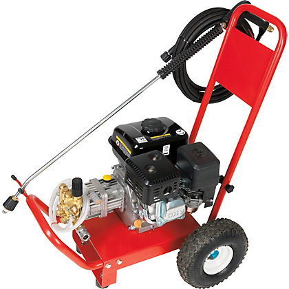 Image for LONCIN CSSP10-140 Petrol Pressure Washer from StoreName