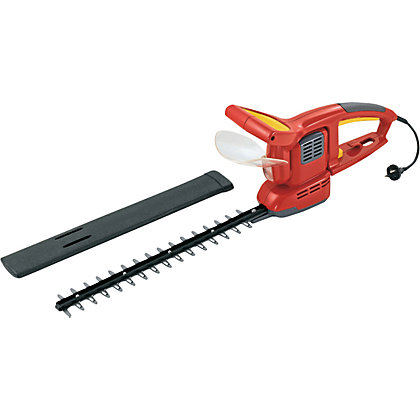 Image for Wolf HSE55V 55cm Rotating Blade Electric Hedge Trimmer - 500W from StoreName