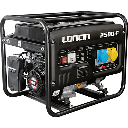 Image for Loncin 2200W Frame Style Inverter Generator from StoreName