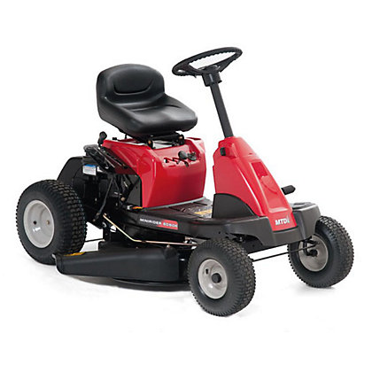 Image for Transmatic MTD MINIRIDER60SDE Ride-On Lawn Mower - 60cm from StoreName