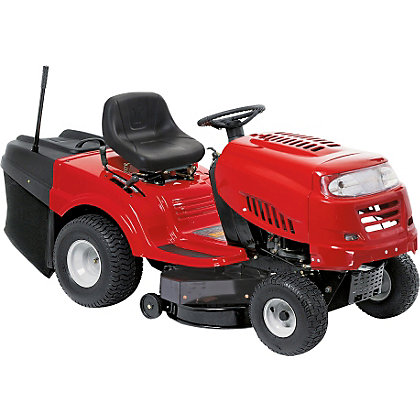 Image for MTD Tractor Lawn Mower - SMART RE125 from StoreName