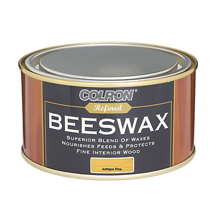 Image for Colron Refined Beeswax - Antique Pine - 400g from StoreName