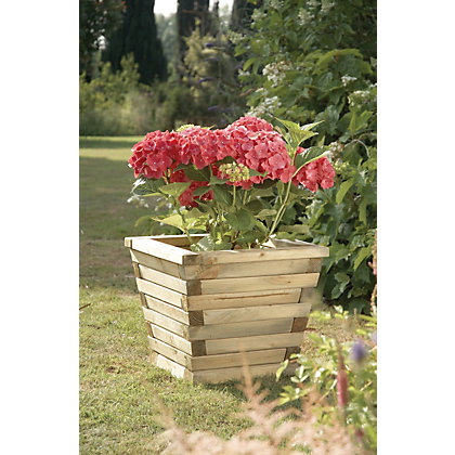 Image for Ludlow Wooden Garden Planter from StoreName