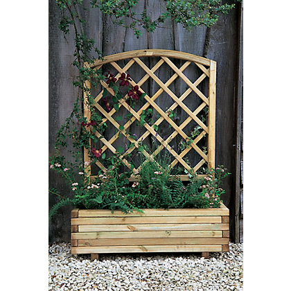 Image for Toulouse Wooden Garden Planter from StoreName