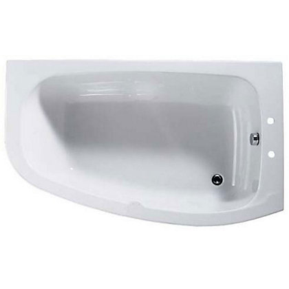 Image for Tranquil Corner Shower Bath - Right Hand from StoreName