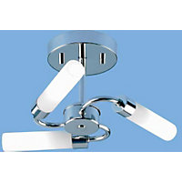 Kimi Ceiling Light - Chrome