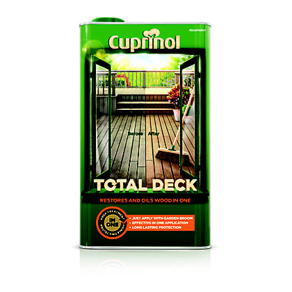 Image for Cuprinol Total Deck - 5L from StoreName