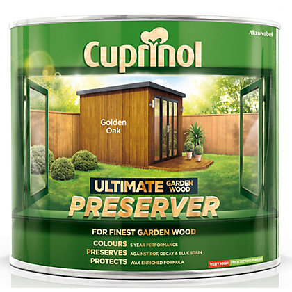 Image for Cuprinol Ultimate Preserver - Golden Oak - 1L from StoreName