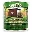 Cuprinol Ultimate Preserver - Country Oak - 4L