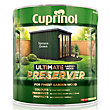 Cuprinol Ultimate Preserver - Spruce Green - 4L