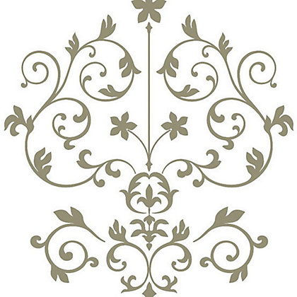Image for Fine Decor Nouveau Damask WallPops Wall Stickers from StoreName