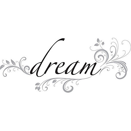 Image for Fine Decor Dream WallPops Wall Stickers from StoreName