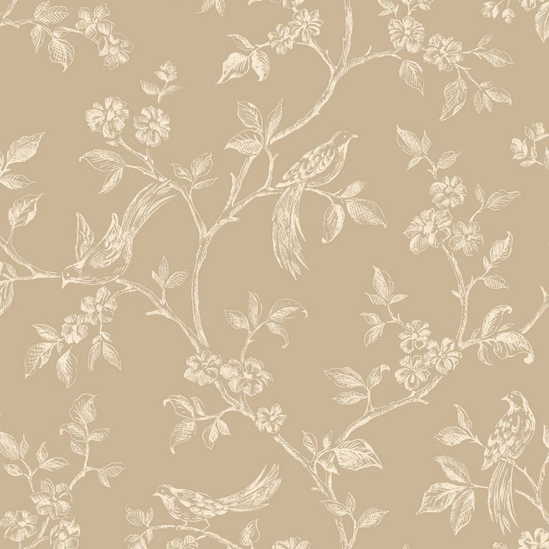 Fine decor everlyn wallpaper gold for Wallpaper homebase
