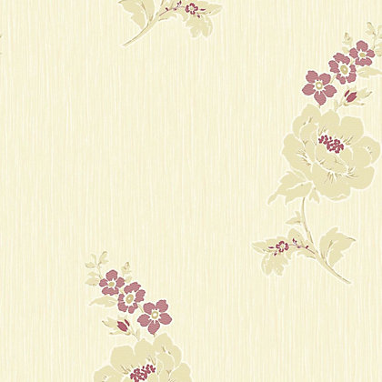Image for Gran Deco Regency Wallpaper - Red from StoreName