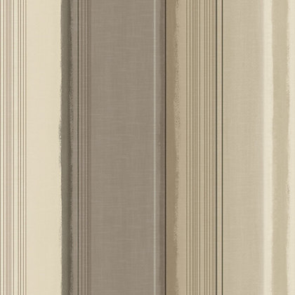 Image for Gran Deco Elise Stripe Wallpaper - Taupe from StoreName