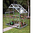 Baroness Greenhouse Base Pack - Green - 6x4ft