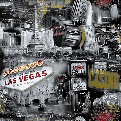 Image for Grandeco Las Vegas Wallpaper from StoreName
