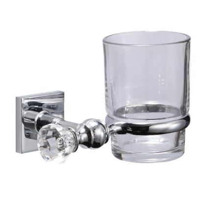 Charme Toothbrush Holder. Crystal Bathroom Accessories   Homebase co uk