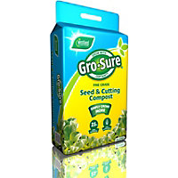Gro-Sure Seed and Cutting Compost - 10L
