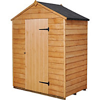 Forest Value Wooden Apex Shed - 5ft x 3ft