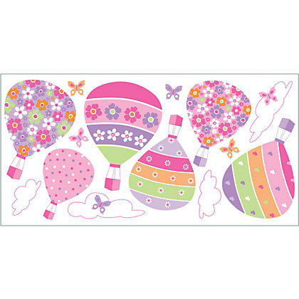 Image for Fine Decor Balloons Stickers from StoreName