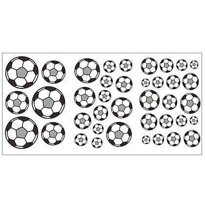 Image for Fine Decor Football Stickers from StoreName