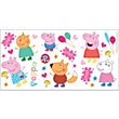 Fine Decor Peppa Pig Stickers