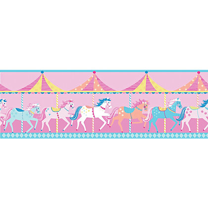 Image for Fine Decor Carousel Border from StoreName
