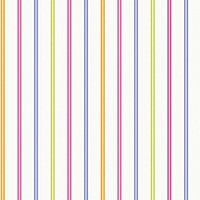 Fine Decor Stripe Wallpaper - Pink