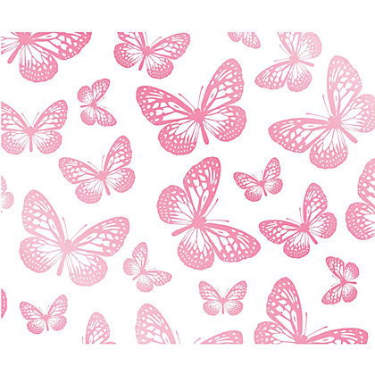 Image for Fine Decor Butterflies Wallpaper from StoreName