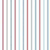 Fine Decor Stripe Wallpaper - Multi