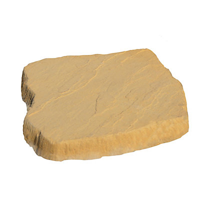 Image for Brett Buff Stepping Stone - 450mmx300mm from StoreName