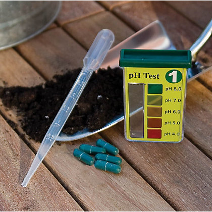 Image for Soil pH Test Kit - 5 Tests from StoreName