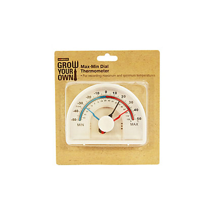 Image for Dial Max-Min Thermometer from StoreName