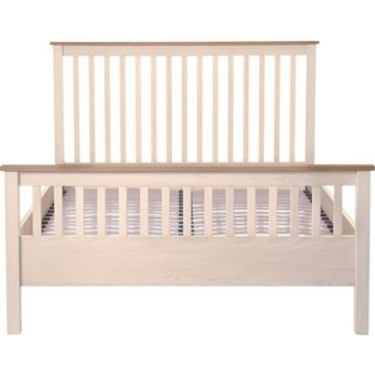 Wiltshire Bed Frame Two Tone Double