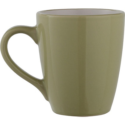 Image for Stoneware Mug - Green from StoreName