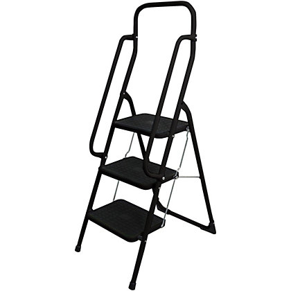 Image for Abru 3 Step Safety Stepstool from StoreName