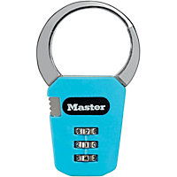 Master Lock 1550EURDCOL Combination Snap Hook lock