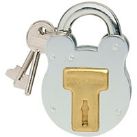 Master Lock 2750EURD Old English Rose Padlock