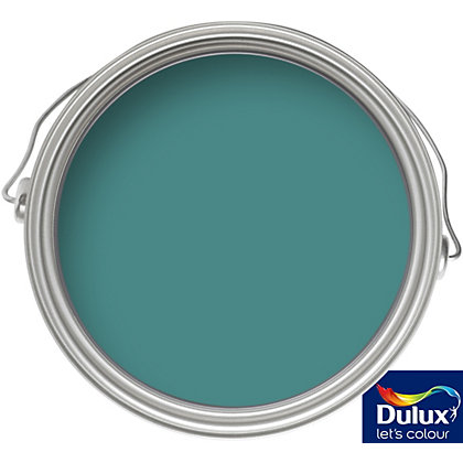Image for Dulux Proud Peacock - Quick Dry Gloss - 750ml from StoreName